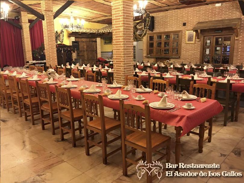 Restaurante venta de olivos